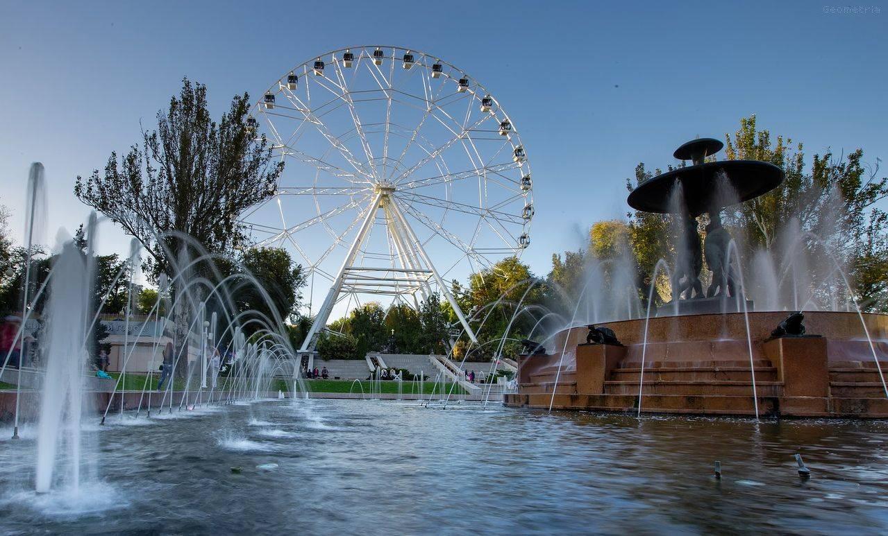 Парк имени Октябрьской революции